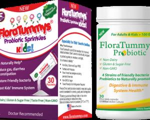 Saturday Freebies – Free FloraTummys Probiotic Sample