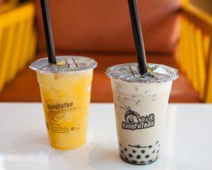 Tuesday Freebies-Free Kung Fu Tea Drink