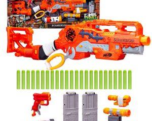Scravenger Nerf Zombie Strike Toy Blaster $24.88