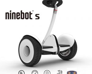Save 25% on Segway Ninebot S self-balancing transporter