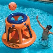 Swimline Giant Shootball Basketball Swimming Pool Game Toy $19.99