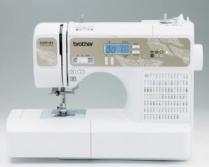 Brother RSQ9185 Computerized Sewing and Quilting Machine, Renewed $99.99