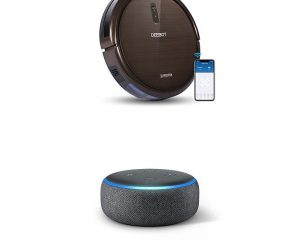 Save on the Ecovacs N79S and N79S with an Echo Dot (3rd Gen)