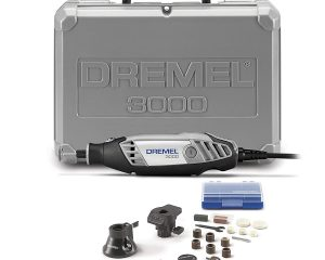 Dremel 3000-2/28 2 Attachments/28 Accessories Rotary Tool $44.98
