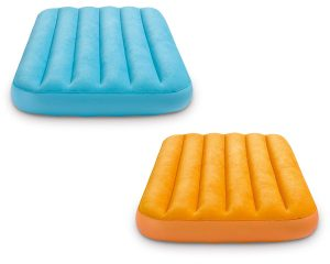 Intex Cozy Kidz Inflatable Airbed, (Colors May Vary), 1 Bed $8.62
