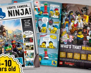 Thursday Freebies-Free Subscription to LEGO Life Magazine