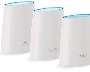 Netgear Orbi Wi-Fi System RBK43 (Renewed) $209.99