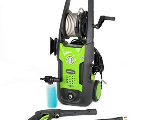 Save 20% on Greenworks Pressure Washers and Accessories