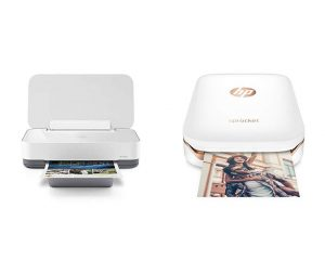 HP Tango Smart Home Printer – Designed for your Smartphone with Remote Wireless Printing with HP Sprocket Portable Photo Printer $179.99