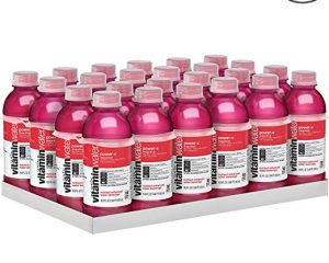vitaminwater power-c electrolyte enhanced water w/ vitamins, dragonfruit drinks, 16.9 fl oz, 24 Pack $14.80