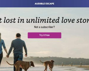 Saturday Freebies – 30 Days of Free Audible Romance Novels