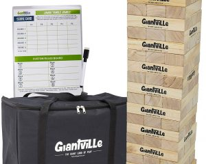 Save 50% on Giantville Giant Outdoor Games