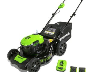 Save up to 30% on Greenworks Yard Tools