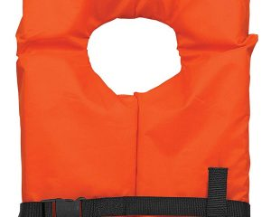 ONYX Adult Universal Type 2 USCG Approved Life Jacket $8.50