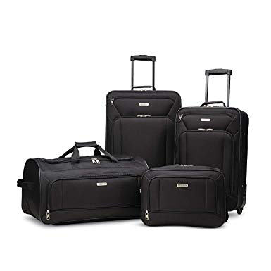 American Tourister Fieldbrook 4 Piece Set Luggage Only 5999