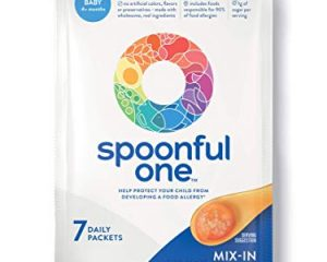 Thursday Freebies-Free Sample of SpoonfulOne Mix-Ins