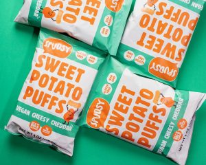 Wednesday Freebies-Free Sample of Spudsy Sweet Potato Puffs Snacks