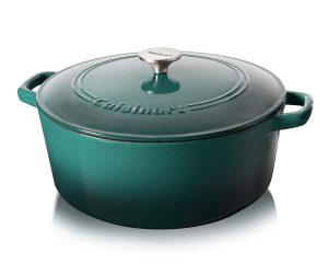 Save 46% on Enameled Cast Iron Cookware from Cuisinar