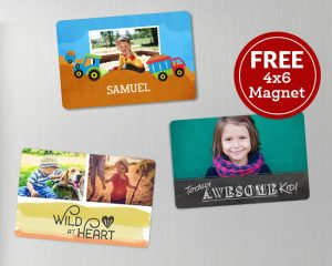 Saturday Freebies – Free 4×6 Magnet from York Photo