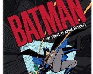 Batman Animated Series CSR (BD) $43.99