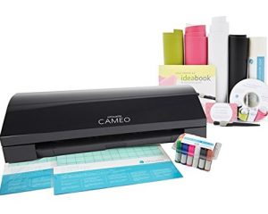 Silhouette Cameo 3 Beginners Bundle, Black $199.99