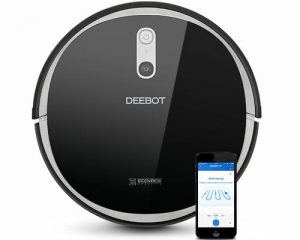 ECOVACS DEEBOT 711 Robot Vacuum Cleaner with Smart Navi 2.0, Systematic Mapping Cleaning $269.99