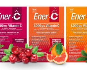 Tuesday Freebies-Free 5-Flavor Ener-C Sample Pack