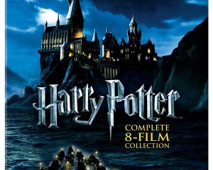 Harry Potter: Complete 8-Film Collection GIFTSET $27.49