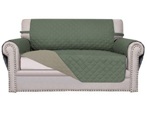 Easy-Going Sofa Slipcover Reversible $23.99