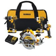 Save up to 50% on select DEWALT tools