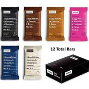 RXBAR, Best Seller Variety Pack, Protein Bar, 1.83 Ounce (Pack of 12) Breakfast Bar, High Protein Snack $20.03
