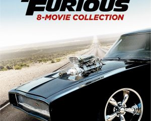 Fast & Furious 8-Movie Collection Bluray $29.99
