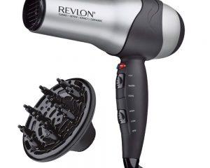 Revlon 1875W Volumizing Turbo Hair Dryer $9.52