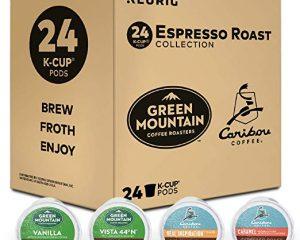 Keurig Espresso Roast Variety Sampler Pack, K-Cup Pod, 24, Only $9.49