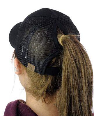 ponytailhat