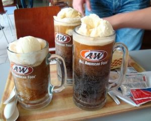 Tuesday Freebies-Free Root Beer Float at A&W