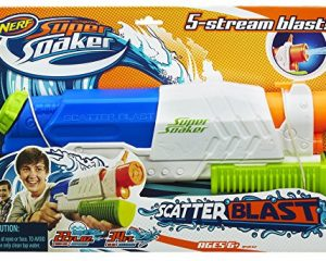 Nerf Super Soaker Scatterblast Blaster $5.99