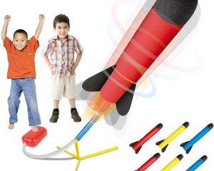 Play22 Toy Rocket Launcher – Jump Rocket Set $8.49