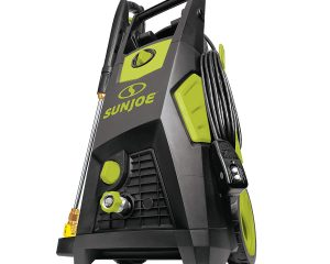 Sun Joe SPX3500 2300-PSI 1.48 GPM Brushless Induction Electric Pressure Washer, w/Brass Hose Connector $122.99
