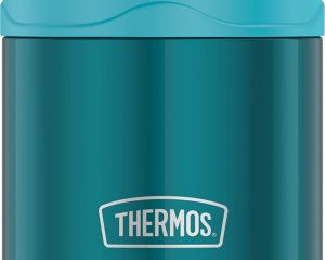 Thermos Funtainer 10 Ounce Food Jar, Teal $9.03