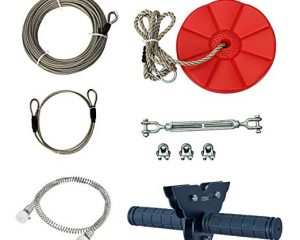 Save up to 31% on 95 foot zip line kit