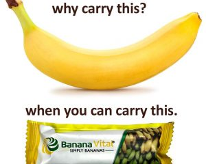 Friday Freebies-Free Sample of Banana Vital Fruit Bars