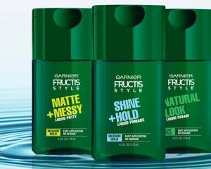 Wednesday Freebies-Free Sample of Garnier Fructis Style Liquid Pomade