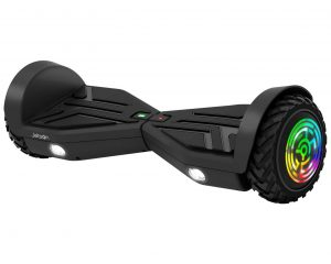 Braha/Kowheel Hoverboard 3.0 with LED Light Up Wheels, Black, Neutral $99.99