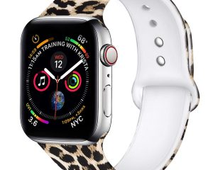 Laffav Compatible with Apple Watch Band $5.94