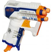 NERF N-Strike Elite Triad EX-3 Toy Only $3.49