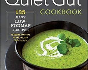 Tuesday Freebies-Free Copy of The Quiet Gut Cookbook