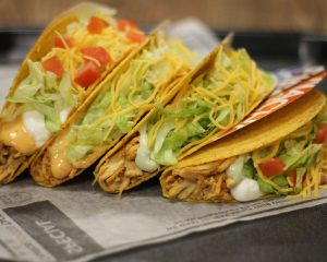 Tuesday Freebies-Free Taco, Burrito, or Baja Blast Freeze at Taco Bell today