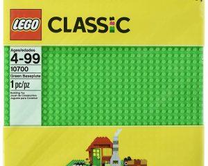 LEGO Classic Green Baseplate $4.99