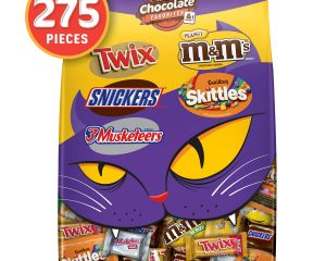 Save up to 25% on Mars Wrigley Halloween Favorites